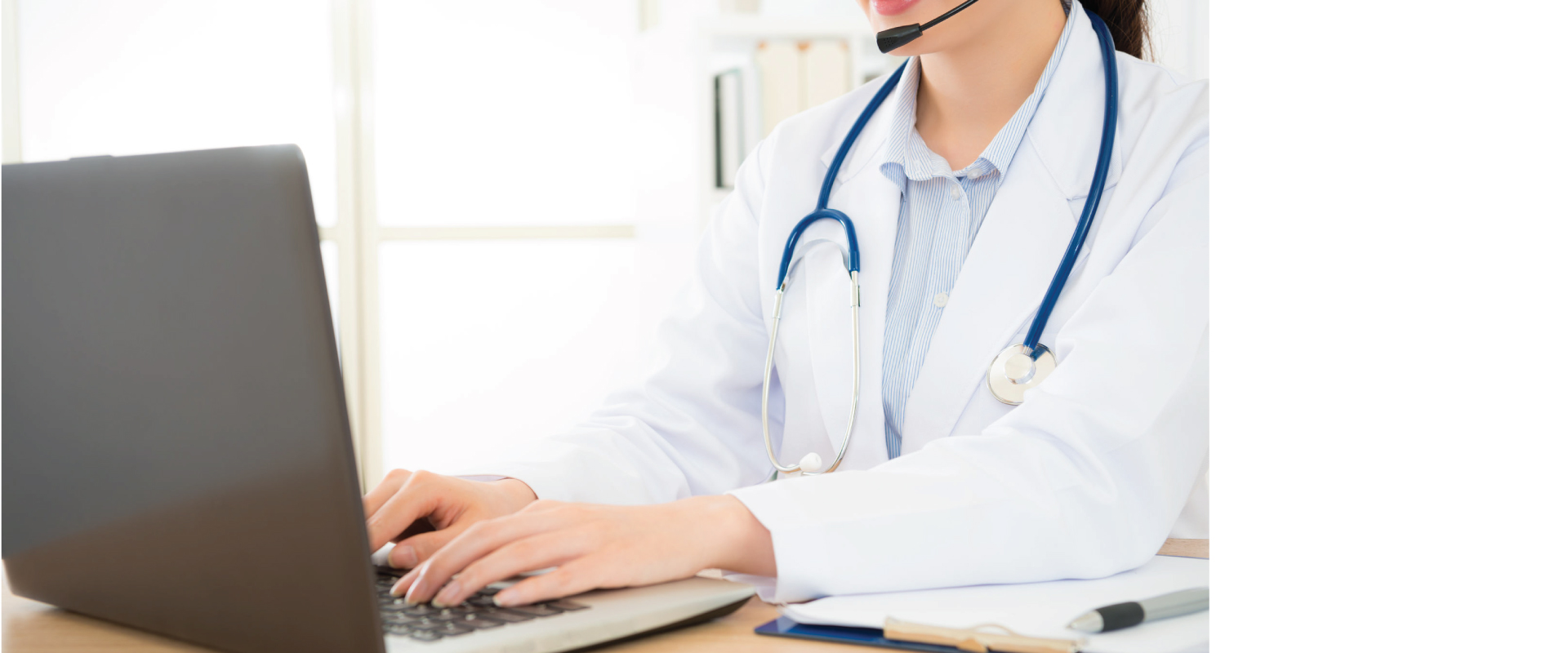 Telemedicine doctors are coming soon to MCI.